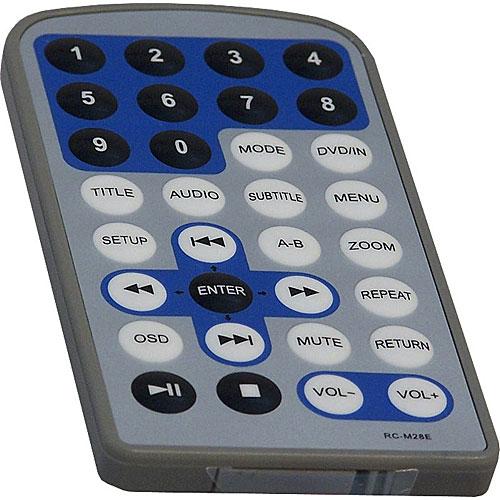 SDV Remote Controls
